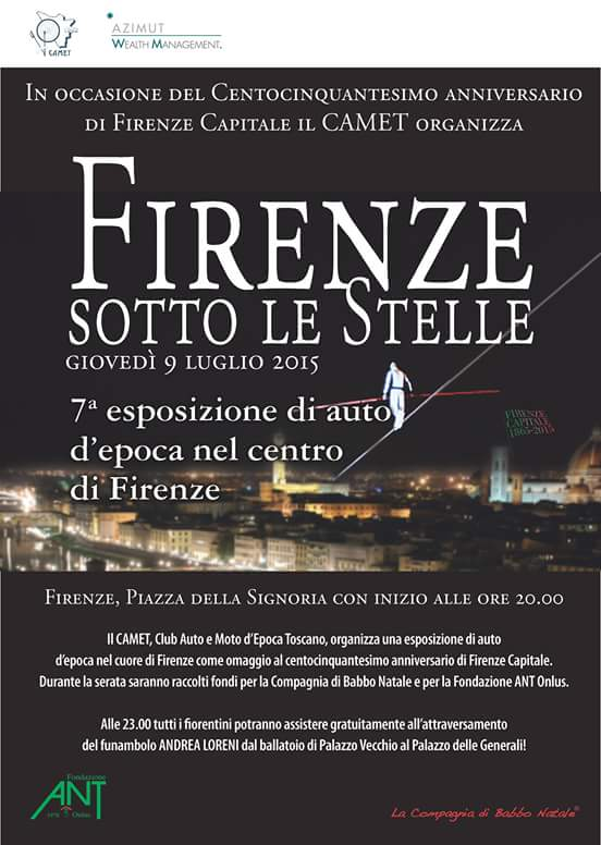 firenze sotto le stelle 2015