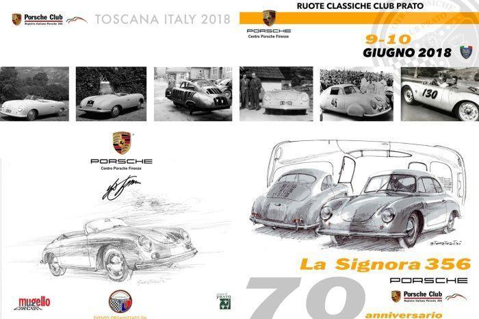 Evento Porsche - La Signora 356