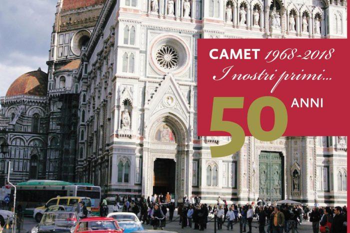 """La dirigenza ASI partecipa alla presentazione del libro """"CAMET - i nostri primi 50 anni"""" per cinquantenario della fondazione del Club"""