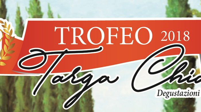"Domenica 14 Ottobre - Trofeo ""Targa Chianti 2018"""
