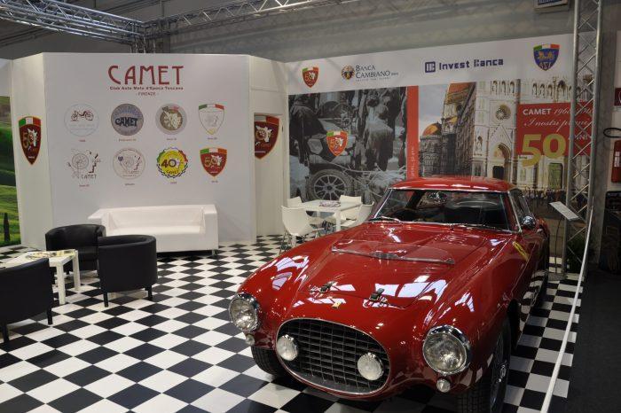 Fiera di Padova - grande successo dello stand del CAMET