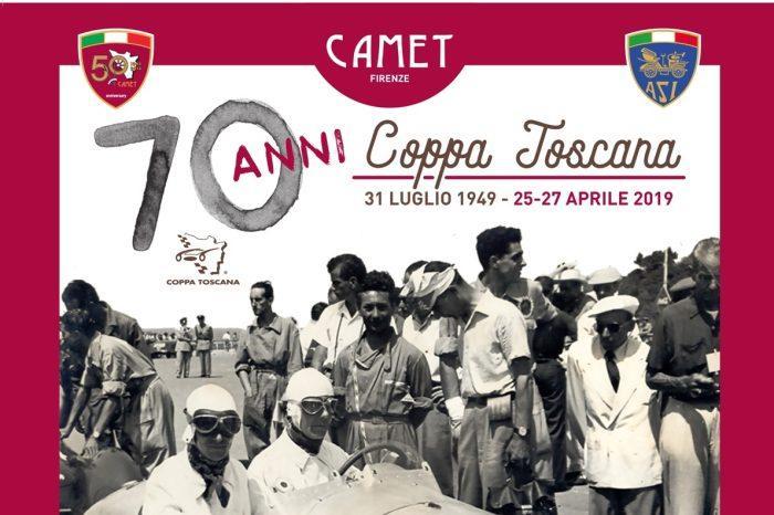 XXIV edizione della Rievocazione della Coppa Toscana - 25-27 aprile 2019 – Firenze ed il Chianti