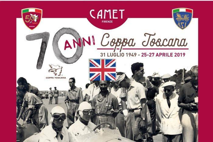 XXIV Coppa Toscana - eno-touristic & cultural tour for Classic Cars 25-27 April 2019 - Firenze and the Chianti-shire