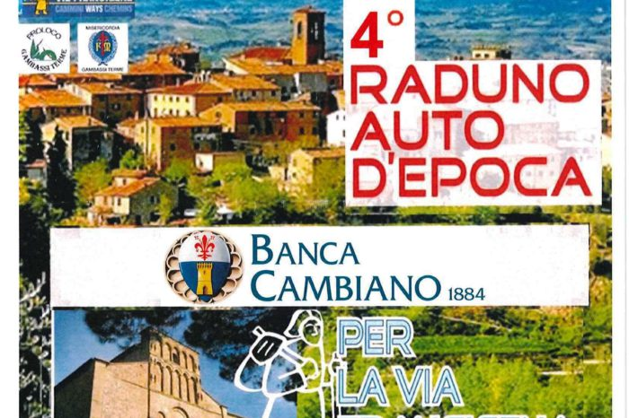 16 Giugno - Sulla via Francigena 2019 - Le foto e la Classifica !