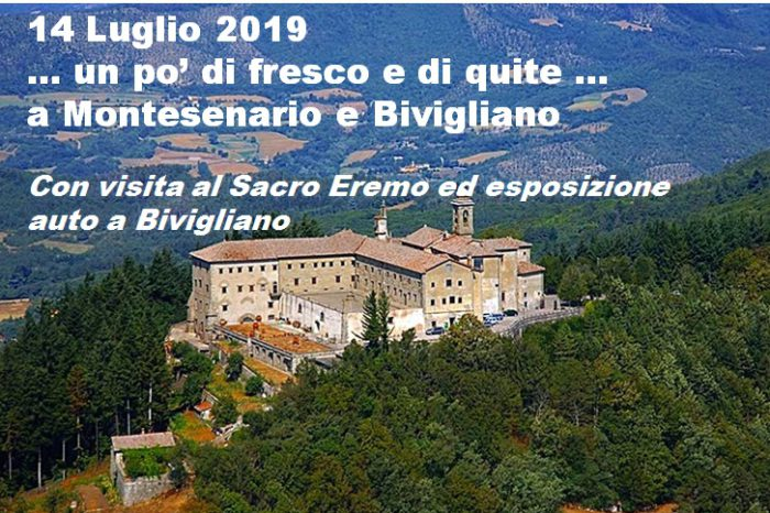 14 Luglio - Montesenario e Bivigliano - le foto e la CLASSIFICA della prova del Campionato Sociale CAMET
