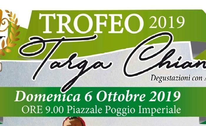 """Domenica 6 Ottobre – Trofeo """"Targa Chianti 2018"""" - prova campionato sociale CAMET"""