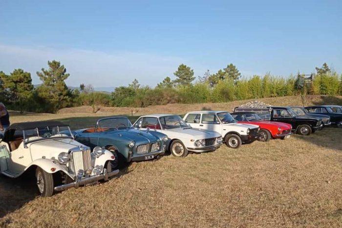 Sabato 11 Luglio - Finalmente tutti insieme con le nostre auto !