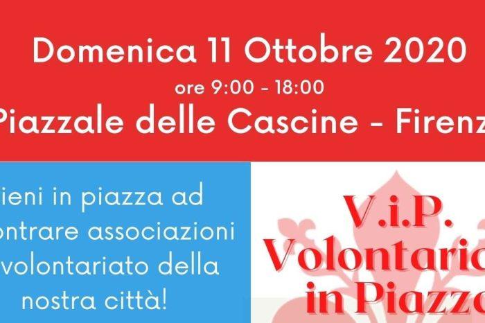 RIMANDATO CAUSA MALTEMPO  - 11 Ottobre – Con i volontari AVIS (donatori di sangue) alle Cascine