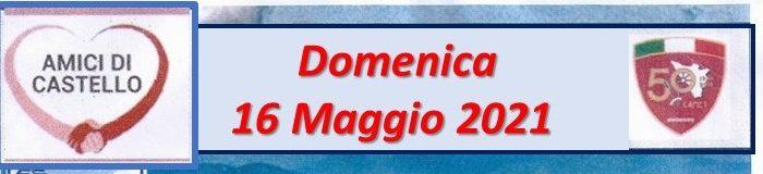 """16 Maggio - """"sulla via Francigena - di pieve in pieve"""" ... Le foto e la Classifica !"""