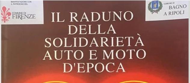 30 Maggio 2021  Raduno della Solidarietà  CAMET & Lions Club Firenze